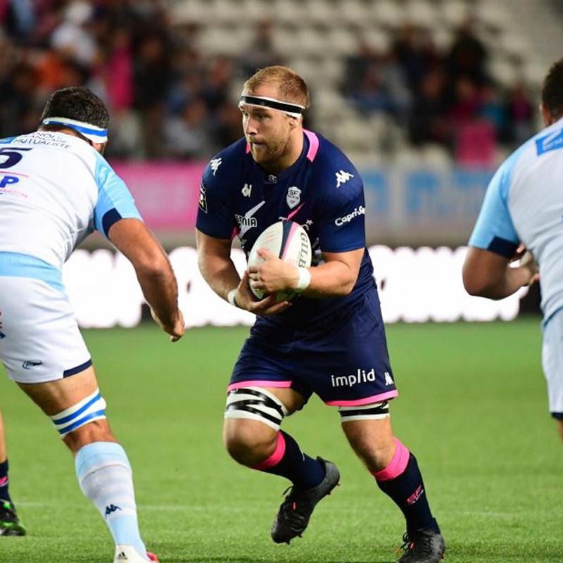 Loïc Godener, rugbyman